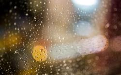 Bóg biega nawet w deszczu