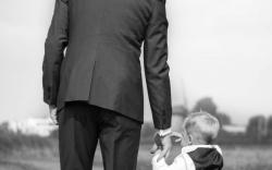 O mandacie i byciu tatą
